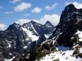 Widok ze Szpiglasowej Przełęczy
